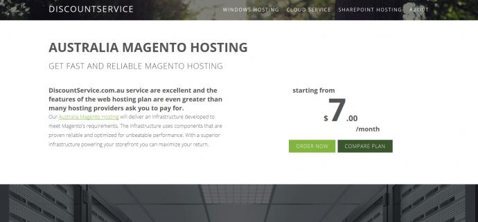 Australia Best ASP.NET Hosting for Magento Recommendation