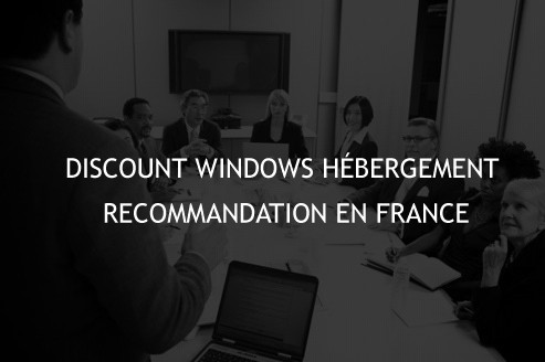 Discount Windows Hosting in France