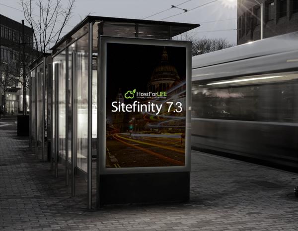 HostForLIFE Sitefinity 73 Hosting