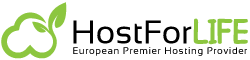 HostForLIFE new logo