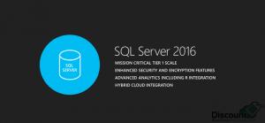 SQL Server 2016 Hosting