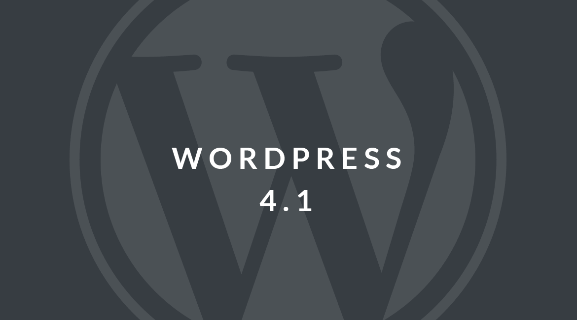 WordPress4.1