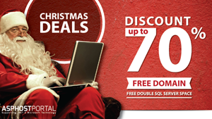 Best Windows ASP.NET 5 Hosting - Christmas Eve Hosting Deals