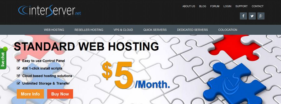 interserver net review is the windows hosting service from
